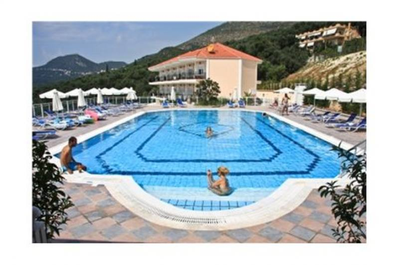 Appartementen Alea Resort - Parga - Preveza